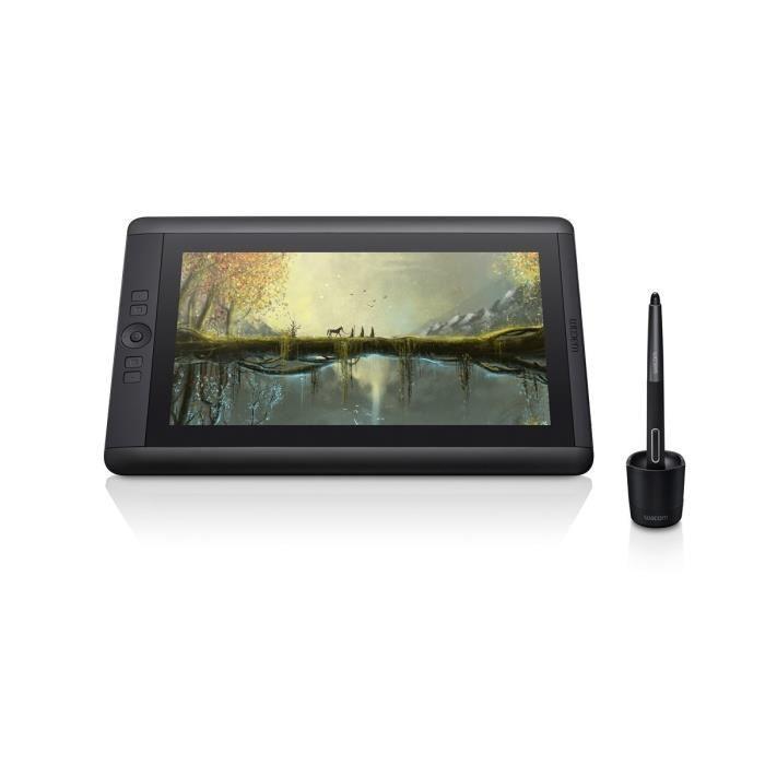 Tablette graphique à écran interactif CIntiq 13 HD Touch
