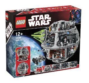 Lego Star Wars - 10188 - Jeu de Construction - L'Étoile Noire coffret comprenant 3803 Eléments
