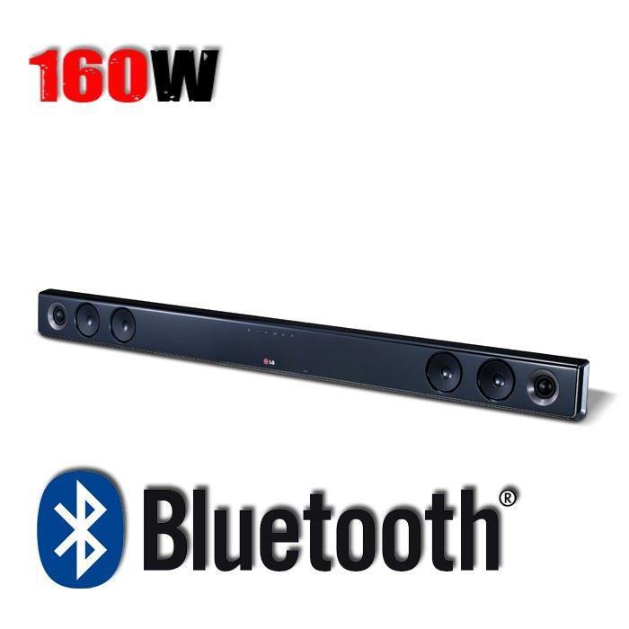 Barre de son 2.0  LG NB2430A Bluetooth  - 160W