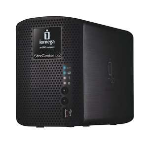 Serveur NAS Iomega StorCenter ix2 Network Storage - 4 To