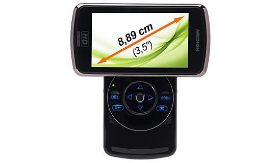 Caméscope numérique Medion Life P47350 Full HD