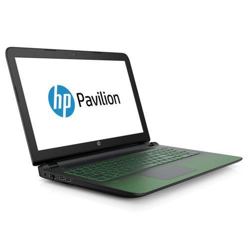 "PC portable 15.6"" full HD HP Pavilion 15-AK115NF (i7-6700HQ, GTX 950M, 8 Go de RAM, 1 To + 128 Go en SSD, vert)"