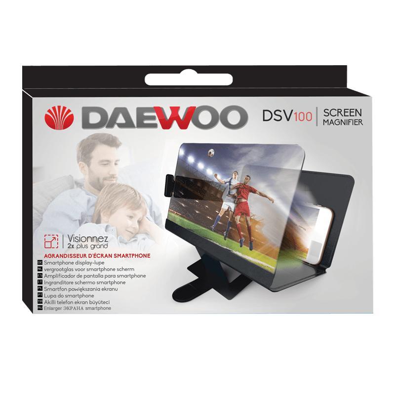 Agrandisseur d'écran pour smartphone Daewoo DSV100