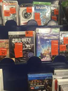 Call Of Duty Ghost sur PS3