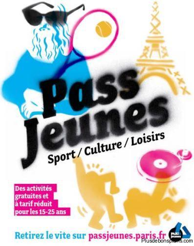 Pass Jeunes Paris 2013 : 28 activités gratuites