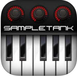 Application SampleTank gratuite sur iOS (au lieu de 19.99€)