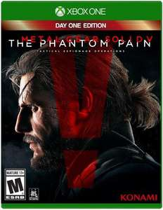 Metal Gear Solid 5 : the Phantom Pain sur Xbox One