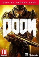 Jeu Doom sur PC + Season Pass  - Deluxe édition (Dématérialisé - Steam)