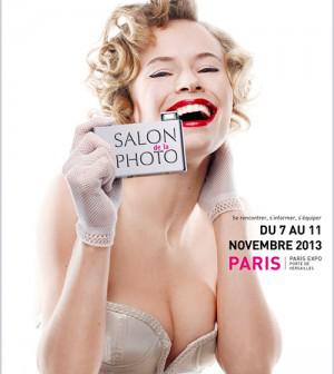 Invitation gratuite au Salon de la Photo 2013 à Paris