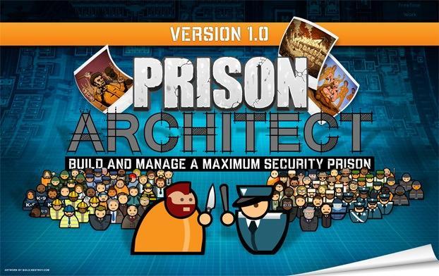 Jeu Prison Architect et autres jeux en promo (Dématérialisé - Steam/DRM Free)