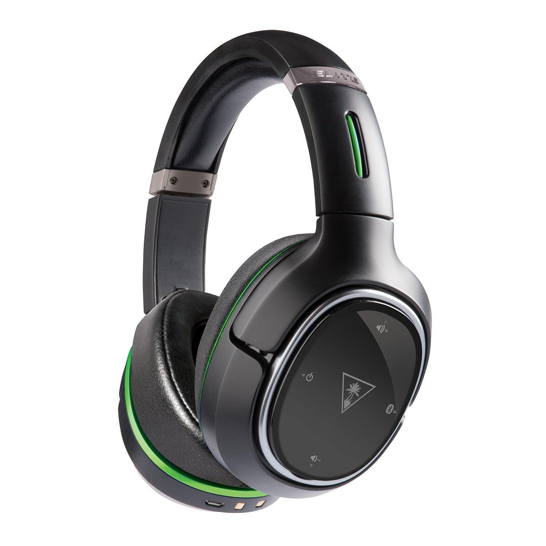 Micro-casque Sans-fil Turtle Beach Elite 800x pour Xbox One - DTS 7.1, Isolation du bruit