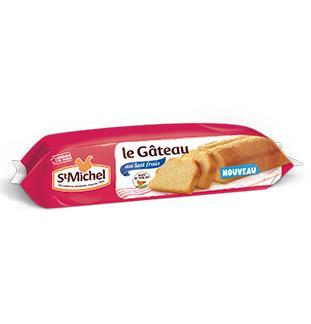 Sélection de produits St-Michel en promotion - Ex: Gâteau au lait frais (Via Carte de fidélité + Quoty)