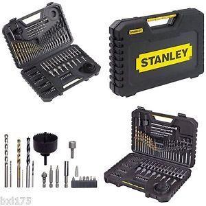 Coffret vissage perçage Stanley (avec 5€ sur la carte)