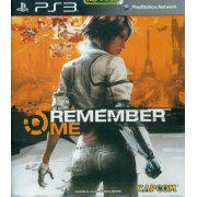 Remember Me sur PS3