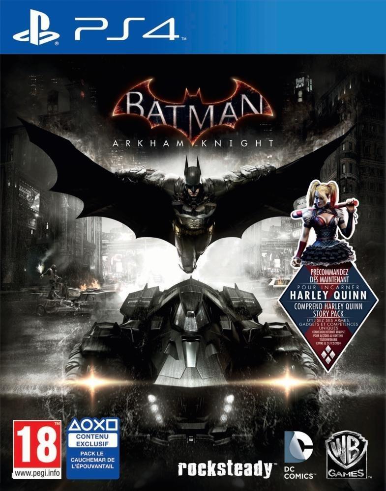 Batman Arkham Knight sur PS4 et Xbox One