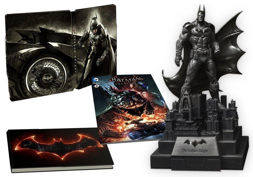 Batman Arkham Knight Limited Edition sur Xbox One et PS4