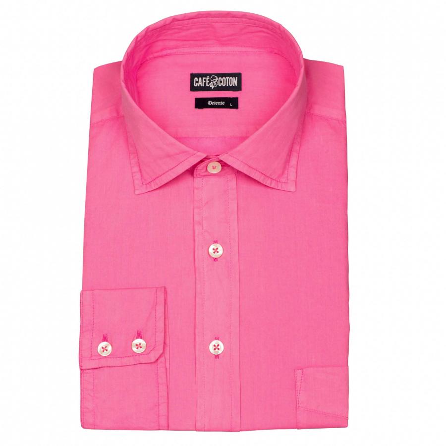 Jusqu'à -50% de réduction sur les chemises