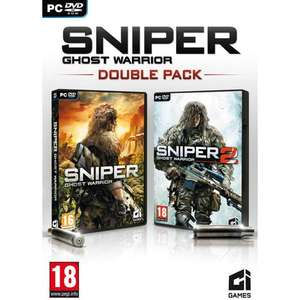Pack Sniper Ghost Warrior 1 & 2 sur PC