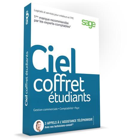 Logiciel de comptabilité CIEL - Coffret Étudiants