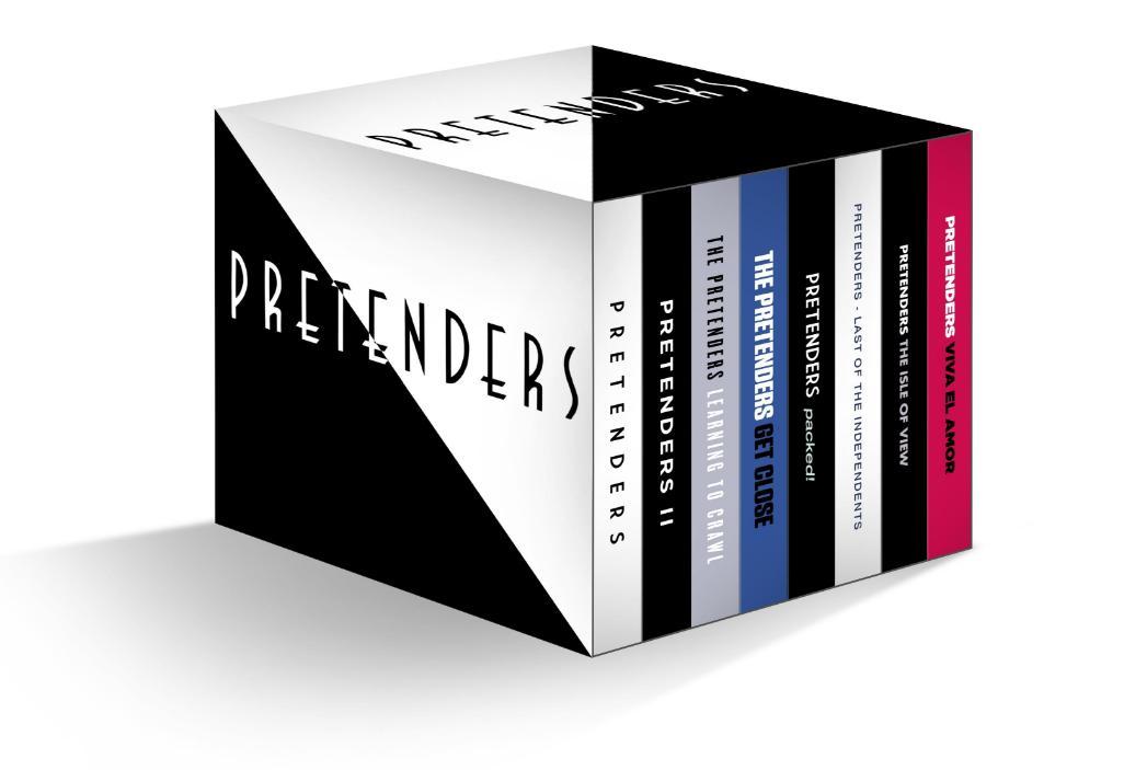 Box set The Pretenders - 1979-1999