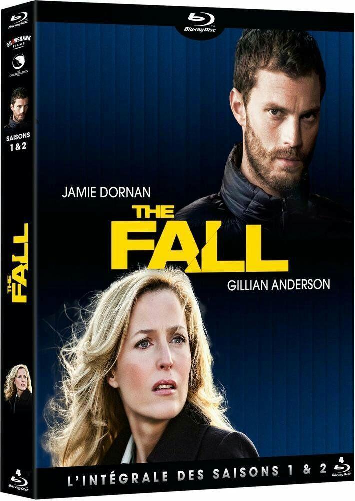 Coffret Blu-ray The Fall - Saisons 1 et 2
