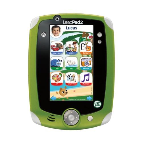 Tablette LeapPad 2 Explorer vert