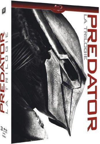 Coffret Blu-ray - Predator : La trilogie