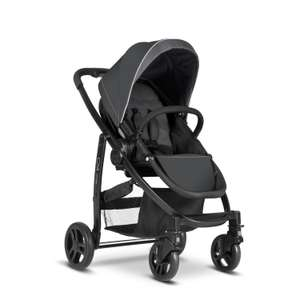 Poussette  Graco Evo Travel System - Charcoal
