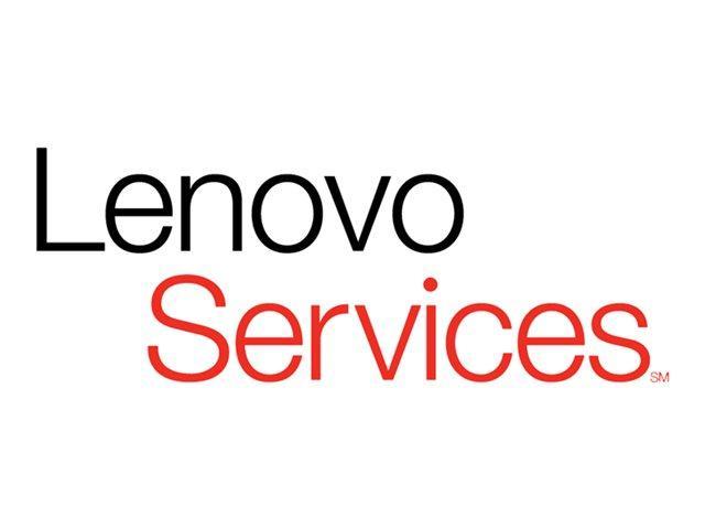 Extension de garantie + 2 ans retour atelier pour ordinateurs Lenovo