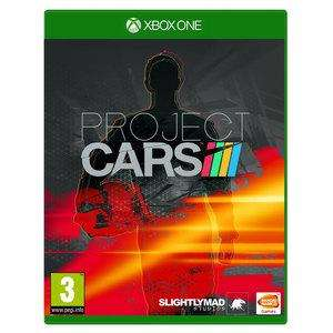 Jeu Project Cars sur Xbox One