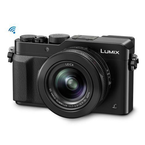 Compact Expert Panasonic Lumix Noir DMC-LX100