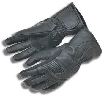 Gants de moto MotoMod York Lady (cuir)