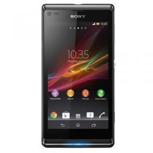 Smartphone Xperia L noir - Livraison gratuite