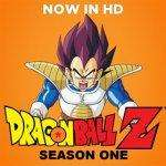 Saison 1 de la série Dragon Ball Z gratuite (dématérialisée HD, en anglais)