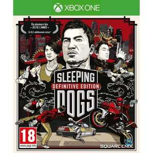 Sleeping Dogs - Definitive Edition sur Xbox One