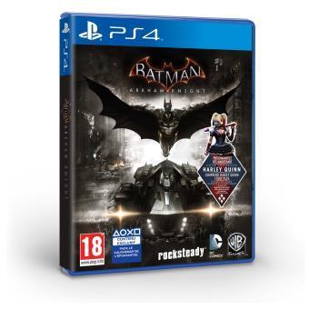 Sélection de jeux vidéos en promotion - Ex: Batman Arkham Knight sur Xbox One et PS4