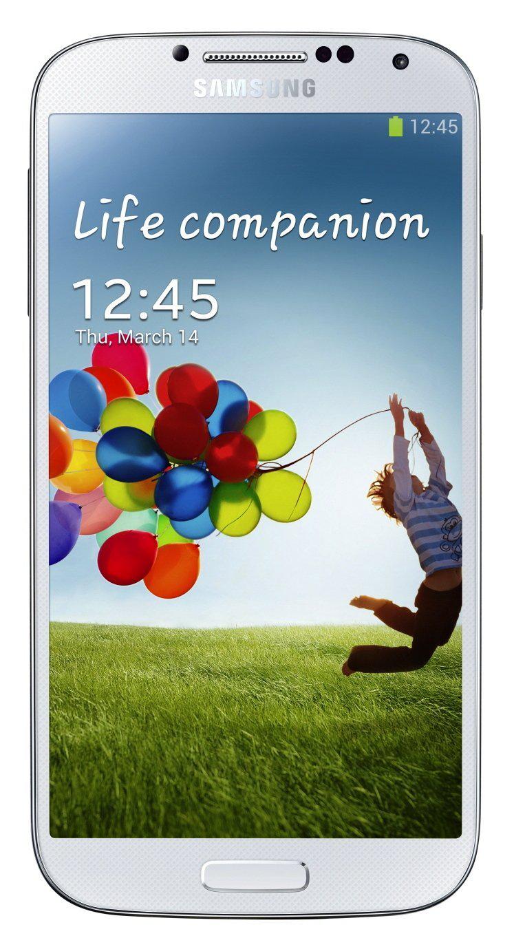 Smartphone Samsung Galaxy S4 4G GTI9505 (Import UK) - Blanc