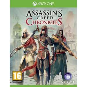 Assassin's Creed Chronicles - Trilogie sur Xbox One