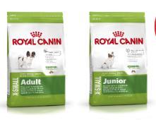 [Carte My AVEVE] 1 sac de nourriture pour chien Royal Canin Size Health Nutrition X-Small (500g) offert