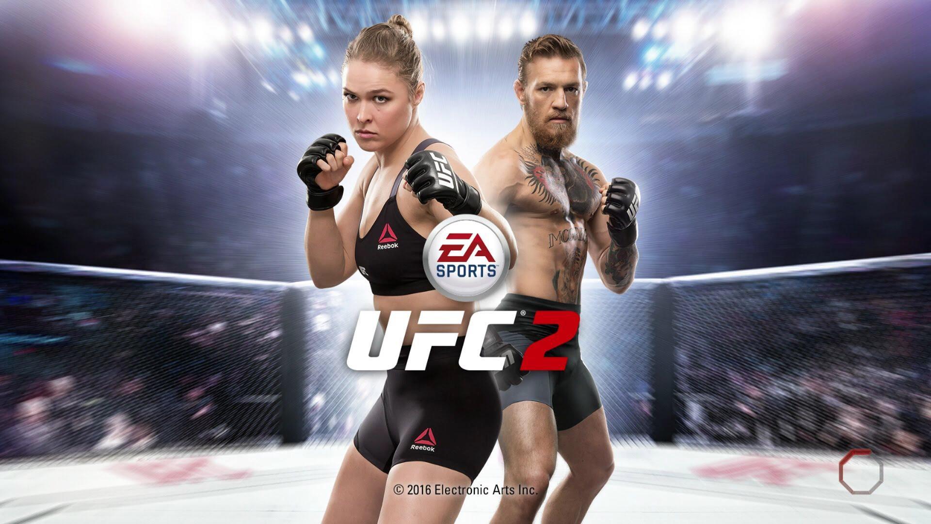 5h du jeu UFC 2 gratuites du 6 au 11 juillet sur PS4 et Xbox One
