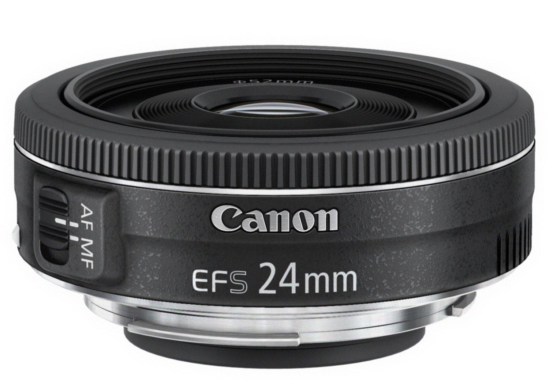 Objectif Canon EF-S 24 mm f /2.8 STM (via ODR de 30€)