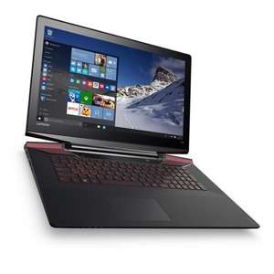 "PC Portable 17,3"" Lenovo Ideapad Y700-17IS - FHD, i5, RAM 8Go, 1To + SSD 128Go, GTX 960M, Windows 10  + 174€ (ou 349€) en 2 bons d'achat (Via applications mobiles)"