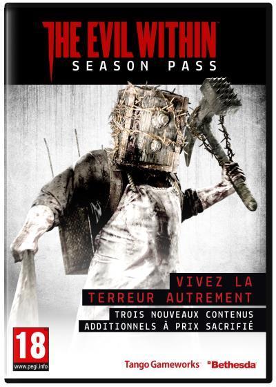 Season Pass pour The Evil Within sur PC