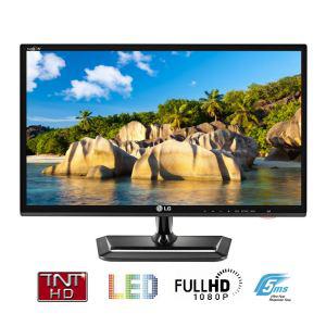 """Ecran PC LED dalle IPS LG M2352D-PZ 23"""" - Tuner TNT HD - hauts parleurs intégrés"""