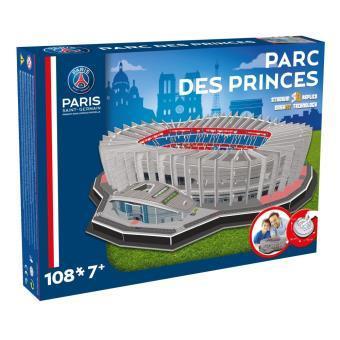 Jeu de construction Parc des princes en 3D