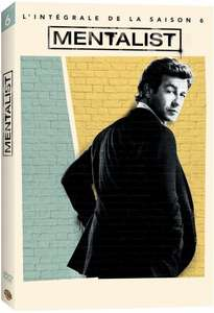 DVD The Mentalist - Saison 6