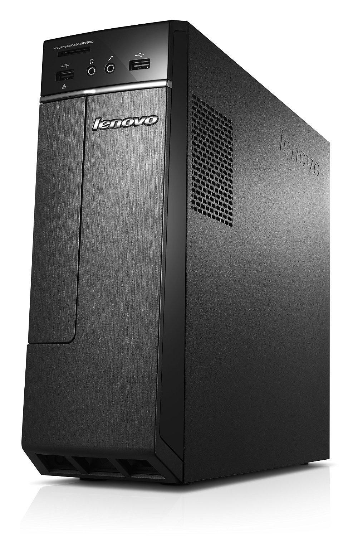 PC de bureau Lenovo H30-50 - i3-4160 3.6 GHz, RAM 8 GB, HDD 1 To, GTX 745 2 Go, lecteur DVD