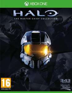 Halo Master Chief Collection sur Xbox One
