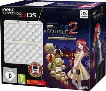 Pack console Nintendo New 3DS (blanc) + La Nouvelle Maison du Style 2 : Les reines de la mode