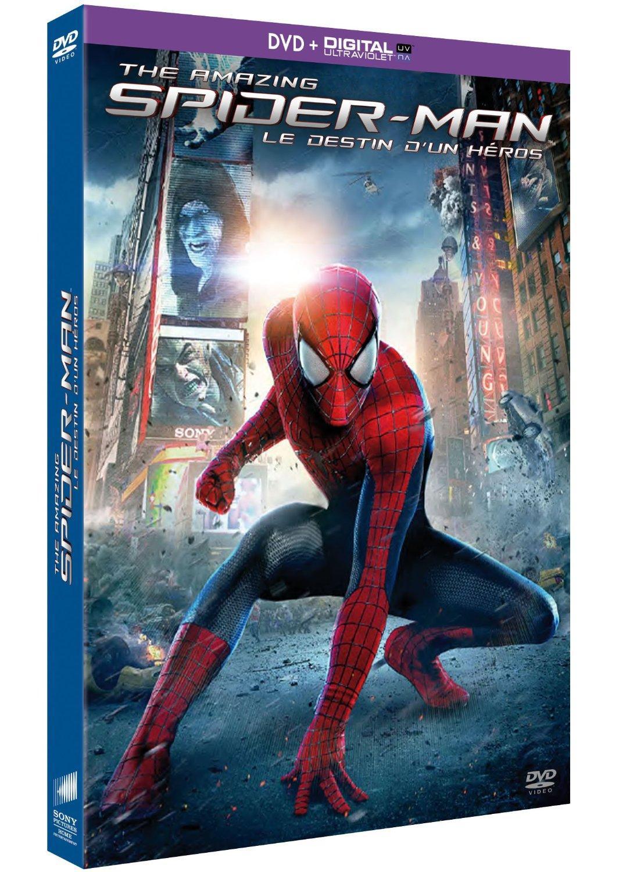 Sélection de DVD à 0.5€ - Ex : The Amazing Spider-Man : Le Destin d'un héros
